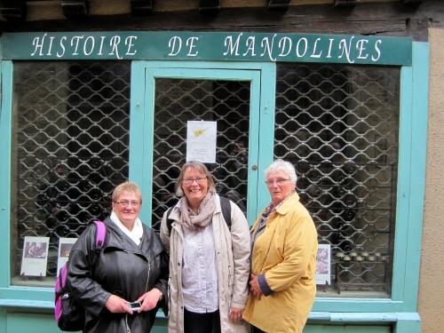 Le Mans Mandolinenmuseum