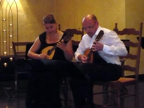 Anne Wolf und Rolf Labusch