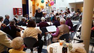 Martinsfeier Altenheim 12.11.16